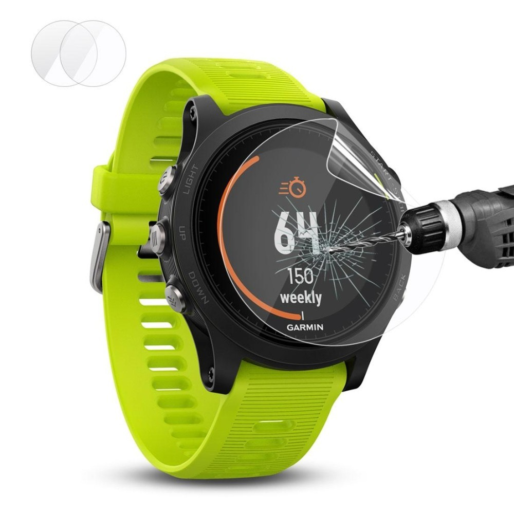 2 Pcs Enkay Hat Prince Untuk Garmin Forerunner 935 Smart Watch Tpu Screen Protector Intl Sunsky Murah Di Tiongkok