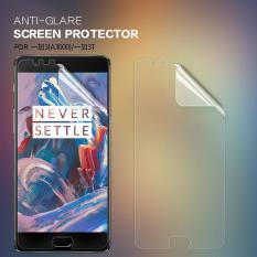 Harga 2 Pcs Lot Screen Protector Untuk Oneplus 3 3 T Nillkin Matte Film Anti Gores Buram Pelindung Film Untuk Oneplus 3 3 T Clear Intl Yang Murah Dan Bagus