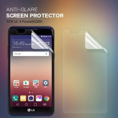2 pcs/lot NILLKIN Anti-Glare Matte Screen Protector film for LG X Power(K220Y) with retailed package (Clear)   - intl