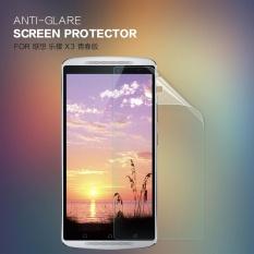 2 Pcs/lot Screen Protector untuk Lenovo VIBE X3 Lite K51 C78 NILLKIN Anti-Glare Matte Film Pelindung untuk Lenovo K4 Catatan A7010 (Clear) -Intl