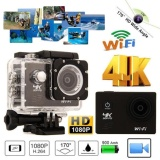 Beli 2 4 K 2Mp 1080 P Full Hd Wifi Sj8000R Olahraga Action Camera Video Dvr Tahan Air Intl Oem