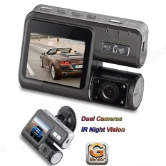 2.0x9D Car Cameras Multi Angle Car Driving Vedio Recorder HD DVR  - intl