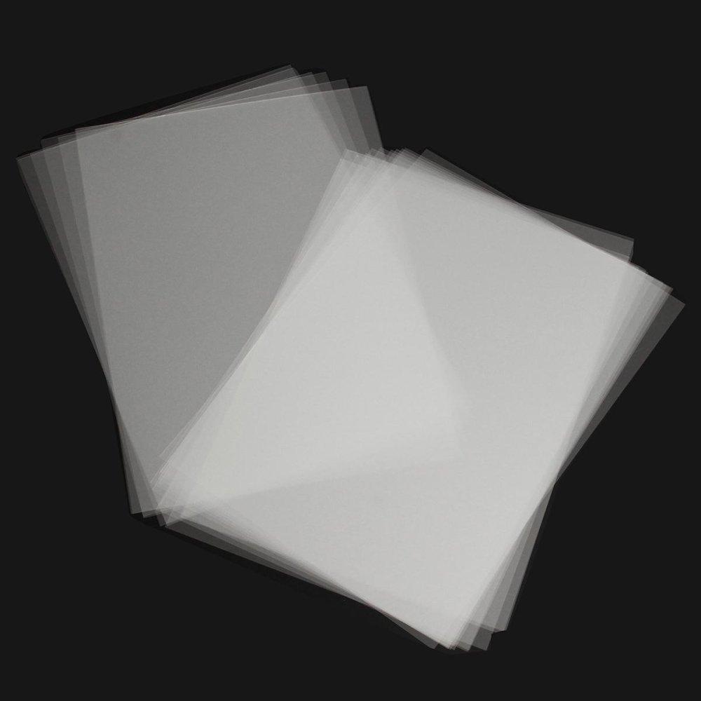 Harga 20 Lembar Sablon Transparansi Inkjet Film Kertas Cetak Pcb Desain Stensil Intl Not Specified Online
