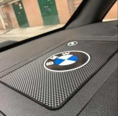 20 x 14cm Non-Slip Mat Dashboard Sticky Pad Adhesive Mat for BMW M E90 E91 E92 E93 M3 E60 E61 F10 F07 M5 E63 - intl