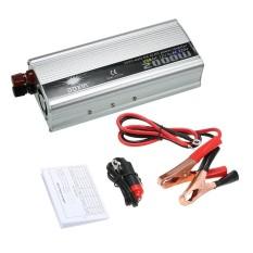 2000W WATT DC 12V to AC 220V Portable Car Power Inverter Charger Converter - intl