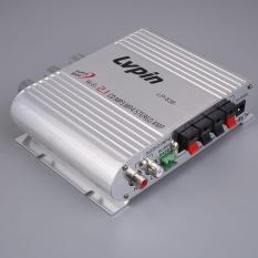 Harga 200 W Hi Fi 2 1 Amplifier Booster Radio Mp3 Player Untuk Mobil Auto Motor Mt Internasional Oem Original