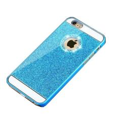 2015 Hot Bling Logo Window Mewah Phone Case untuk IPhone 6 Plus 5.5