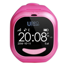 2015 Baru Smart Watch U Pro GPS WIFI Orologio Bluetooth Intelligente Bambini Smartwatchs SIM Telefono P5 Merah