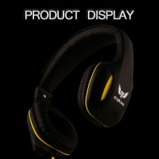 2016 Best Quality TTLIFE Professional Esport Gaming HeadsetHeadphone Earphone(yellow) - intl