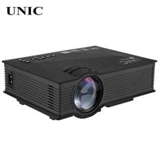 2016 Pabrik Grosir UNIC UC46 1200 Lumens Portable Mini LED WIFIHome Theater Multimedia Video Proyektor PC USB SD AV HDMI -Intl