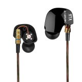 2016 Kualitas Tinggi Kz Atr Bass Hi Fi Headphone Telinga Edisi Standar Promo Beli 1 Gratis 1