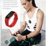 2016 Kualitas Tinggi Skmei L28T Gelang Pintar Alat Pengukur Langkah Manajemen Panggilan Kehilangan Gelang Bluetooth Merah Skmei Diskon