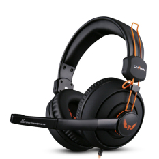 2016 High Quality TTLIFE Ovann X7 headset Gaming Headset (Orange) - Intl