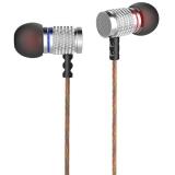 Harga 2016 Kz Ed2 Inci Ear Earphone Mega Bass Headset Hi Fi Kebisingan Membatalkan Kabel Headset 3 5Mm Berlapis Emas Jack With 1 2 M Kabel Internasional Baru Murah