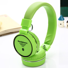 2016 New High-End Fashion New Bluetooth Headset Wireless Headset Headset Heavy Bass Three In