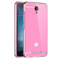 2016 Telepon Case S untuk Xiaomi Redmi Note 2 Prime Case Bingkai Aluminium Logam & Akrilik Sampul Belakang Set untuk hongmi Note2 Prime Case S (Warna: c0)-Internasional