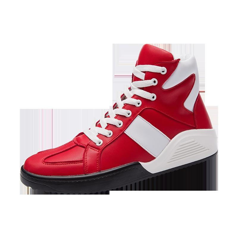 Harga 2017 New Martin Boots Olahraga Dan Kenyamanan Sepatu Pria Hip Hop Tinggi Top Sepatu Tebal Bawah Sepatu Musim Dingin Yang Hangat Intl Merk Oem