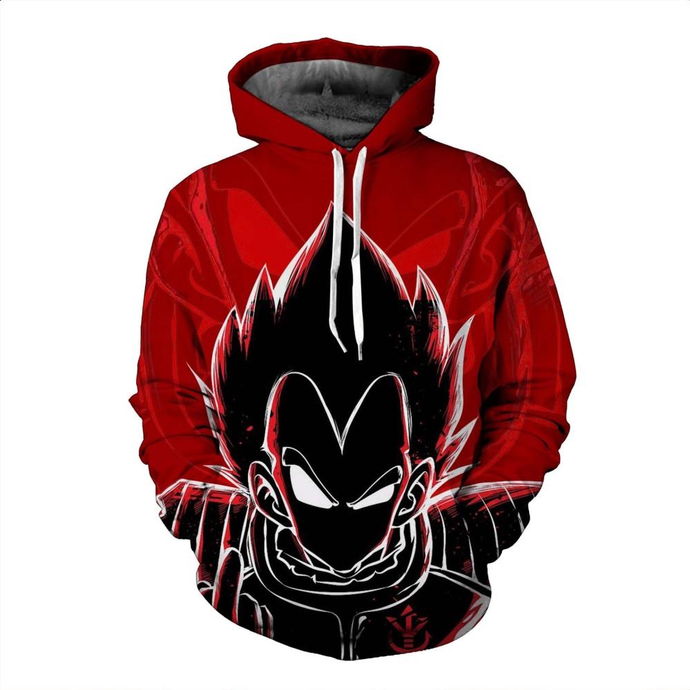 Beli 2017 New Winter Men S Hooded Sweater 3D Diablo Sun Wukong Men S Head Men Loose Sweater Wholesale Intl Oem