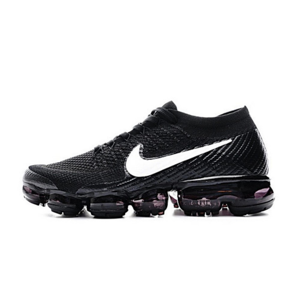 2018 New Arrival Air Running Shoes For Men Hot Sale Vapormax Knit Sneakers Vapor Max Sports Shoes Black White