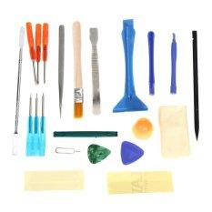 Jual 22 In 1 Obeng Membuka Pry Alat Perbaikan Kit Alat Set Untuk Iphone Intl Online