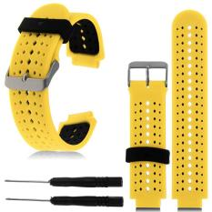 Jual 22Mm Silicone Wristband Watch Straps Untuk Garmin Forerunner 235 630 230 Gps Watch Intl Branded
