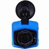 Beli 2 4 Inci Mobil Mini Kamera Perekam Hd Penuh Dvr 1080 P Lcd Malam Visi G Sensor Video Registrator Diameter Cam Biru Baru