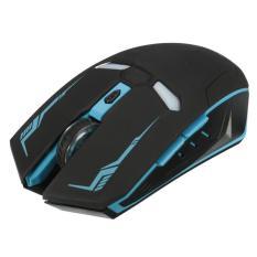 Harga 2400 Dpi G5 6D Usb 6 Tombol Optik Mouse Gaming Nirkabel Yang Memimpin Luci Pc Hitam Oem Online
