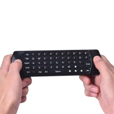 2.4G Wireless Fly Air Mouse Keyboard Combo For TV Box PC Motion Sensing Games - intl