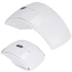 2.4G Nirkabel Lipat Lipat Optical Mouse untuk Microsoft Laptop Notebook WH-Intl