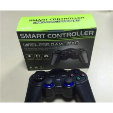 2.4G Wireless Gamepad Gaming Controller for Android Smartphone TV PC PS3 (gamepad) - intl