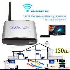 Harga 2 4 Ghz 150 M Wireless Av Sender Tv Stb Audio Video Transmitter Receiver Pat 330 Di Tiongkok