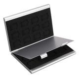 Ulasan Tentang 24 In 1 Aluminium Dan Eva Kartu Memori Micro Sd Penyimpanan Kotak Disebut Tf Kasus Pemegang