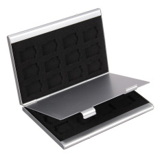 Jual 24 In 1 Aluminium Dan Eva Kartu Memori Micro Sd Penyimpanan Kotak Disebut Tf Kasus Pemegang Murah Di Hong Kong Sar Tiongkok