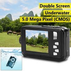 Review 24 Megapiksel Kamera Digital Bawah Laut Double Layar Video Hd 1080P 3 M Tahan Air Lf759 Indonesia