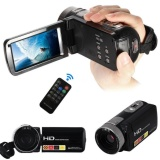 Spesifikasi 24Mp Lcd Layar Sentuh Digital Video Kamera Camcorder Dv 1080 P Full Hd H2X3 Intl Baru
