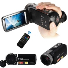 Diskon 24Mp Lcd Layar Sentuh Digital Video Kamera Camcorder Dv 1080 P Full Hd H2X3 Intl