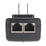 Jual 24 V 1 Amp Tenaga Injektor Poe Adaptor Ke Ethernet Hitam Hong Kong Sar Tiongkok