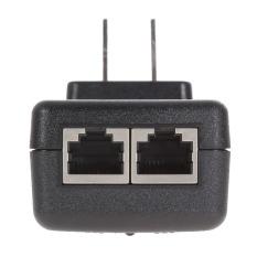 Beli 24 V 1 Amp Tenaga Injektor Poe Adaptor Ke Ethernet Hitam Murah Hong Kong Sar Tiongkok