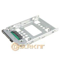 2 5 Ssd Sas To 3 5 Sata Hard Disk Drive Hdd Adapter Caddy Tray Hot Swap Plug Intl Dslrkit Murah Di Tiongkok