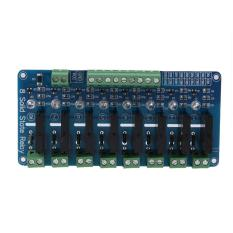 Harga 250 V 2A 8 Channel Omron Ssr G3Mb 202P Solid State Relay Modul Untuk Arduino Internasional Termurah