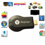 Iklan 256M Anycast M2 Plus Iii Any Cast Air Play Hdmi 1080P Dlna Airplay Dongle Tv Stick Wifi Display Receiver Dongle For Ios Andriod Tablet Pc Intl