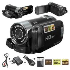 Jual 2 7 Digital Video Camcorder 1080 P Kamera Hitam Intl Original