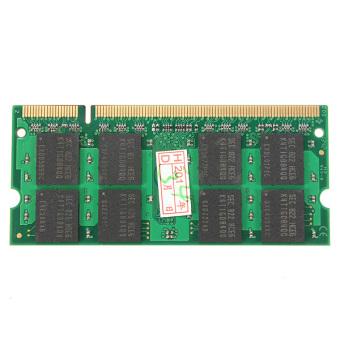 2 GB (1x2 GB) Dar 2-667 PC2-5300 SODIMM Bebas-