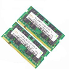 Jual 2 Gb 2X1 Gb Ddr2 667 Pc2 5300 667 Mhz 200Pin Laptop Notebook Sodimm Memori Rams Intl Di Bawah Harga