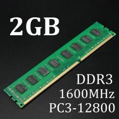 2 GB DDR3 PC3-12800 1600 MHz Memory RAM PC Desktop DIMM 240 PIN untuk AMD Sistem-Intl