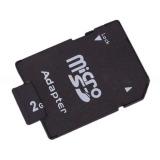 Beli 2 Gb Flash Micro Sd Tf Kartu Memori Microsd Tf 2G Dengan Sd Adapter Intl Nyicil