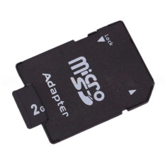 Diskon 2 Gb Flash Micro Sd Tf Kartu Memori Microsd Tf 2G Dengan Sd Adapter Intl Tiongkok
