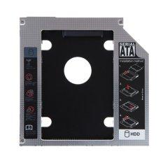 2nd 9.5 mm SATA HDD SSD harddisk kadi Bay untuk MacBook - Internasional