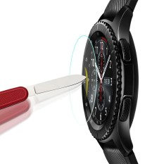 2PC Frosted Scrub Screen Protector Film For Samsung Gear S3 Frontier - intl