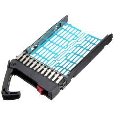 2 Pcs 2.5 SAS 3,5 Inci SATA Baki HDD Perangkat Keras Caddy untuk HP 378343-002 G5 ML350 DL360 DL580-Intl